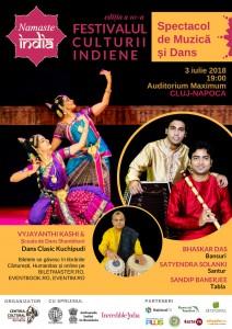 Namaste India 2018 -CLUJ